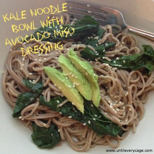 miso noodles text